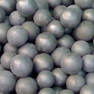 China Шарики кованой стали, широко используемые в минировании и цементной промышленности wholesale