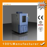 Buy cheap 150L Climatic Test Chamber / Environmental Temperature Humidity For Plastic from wholesalers