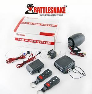 Buy cheap Sistemas de alarmas para coches de la electrónica de los accesorios autos CF4-177 con 4 controles remotos de los botones product