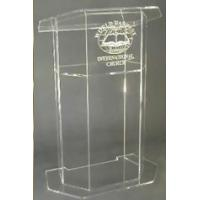 Buy cheap Manufacturer supplies acrylic lectern product