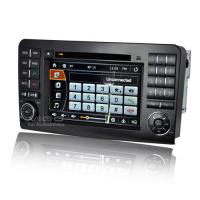 Buy cheap Universal Mercedes Benz Sat Nav Dvd Multi Language With Gps product