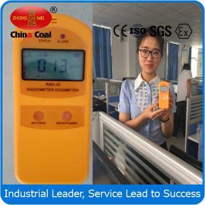 Buy cheap 個人的な放射の線量計の放射の探知器RAD-35 product