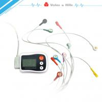 China 2017 high quality ECG accessories of small size 12 channel holter ECG device wholesale