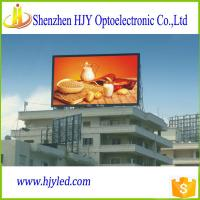 China High Quality Led Display P10 Outdoor Led tv Advertising Screen Billboard on sale