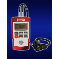 Buy cheap Portable Ultrasonic Thickness Gauge 0.7mm - 300mm Pulse Echo With Dual Probe product