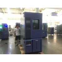 Buy cheap 408L Papid Thermal Cycle Chamber With Glass Incorporating Heat Generator product