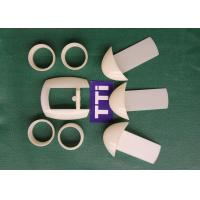 Buy cheap High Polishing Injection Moled Parts / Electronic Equipment Plastic Parts product