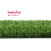 Buy cheap Durable Artificial Lawn Grass Uv Properties Eco - Friendly High Softness product