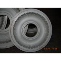 Buy cheap Polyurethane PU Foam Truck Tyre Moulds , precise personalized Tyre Mold product