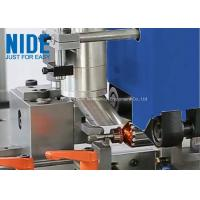 Buy cheap Fully Auto Armature Rotor Turning Machine Plc Control In Blue / Customized Color product