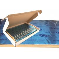 Buy cheap Environmental Noise And Heat Reduce Car Floor Sound Deadening , Multi Colors product
