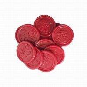 China Handmade Decorative Wax Seal Stickers Self-Adhesive Wax Stamp for Wedding on sale