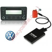Buy cheap Digital CD Changer for VW Gamma 4 Head Unit 10-Pin-Yatour product