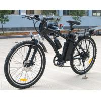 Buy cheap Lithium 36V 10Ah Battery Adult Electric Moped Bike With 250w Brush Engine from wholesalers