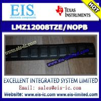Buy cheap LMZ12008TZE/NOPB - TI (Texas Instruments) - SIMPLE SWITCHER® Power Module with 20V Maximum product