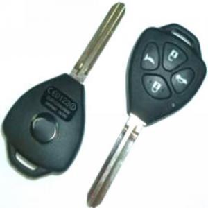 Buy cheap Autodiagnosticobd For Toyota 4 buttons Brazil old Positron Remote 433.92M HSC300 product