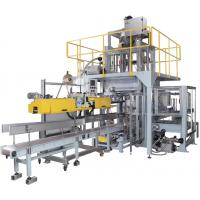 China XYC-L50W automatic weighing packaging machine and 25kg bagging machine / peanut packing machine on sale