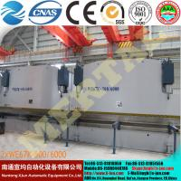 Buy cheap Mertal Plate Automatic CNC Press Brake Machinery High Efficiency and High Precision product