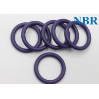 AS568 Pneumatic Nitrile Orings Waterproof , Encapsulated O Rings 70 FDA ROHS