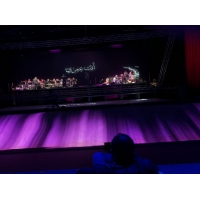 Buy cheap 5m Width 3D Images Transparent Holographic Foil Reflect Screen product