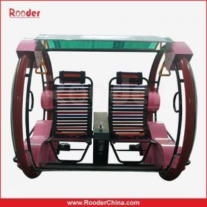 China Rooderのブランド幸せなスペース車/ゲーム車/動揺のchaise/電気スクーターの製造者 wholesale
