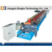 Buy cheap Color Steel Sheet Side Guid Shutter Door Roll Forming Machine Full Automatically from wholesalers