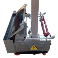 Buy cheap New Model Automatic Wall Plastering Machine For Building DR800-6 Best Price  Cement Mortar Render product