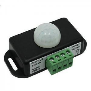 Buy cheap Фасонируйте восхитительному автоматическому ДК 12В-24В 8А ультракрасный переключатель датчика движения ПИР для света СИД product