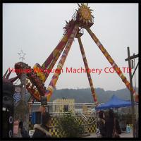 Buy cheap Crazy and Screaming Amusement Park Rides Big Pendulum For Sale product