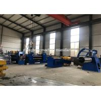 Buy cheap High Speed Hydraulic Steel Coil Slitting Line Machine For Stainless Steel product