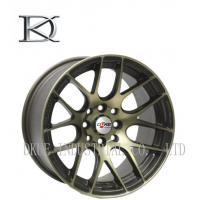 Buy cheap Lightweight Cast Alloy Wheels Deep Dish Polishing Finish Brand Replica product