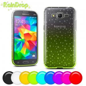 Dispositifs de couverture de smartphone mou grand de la perfection G530 Tpu de galaxie de Samsung 5,0 pouces