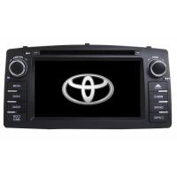 Buy cheap Toyota Corolla E12 F120 BYD F3 Android 9.0 Car Multimedia Navigation System Support DSP TYT-6120GDA product
