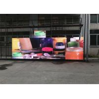 China HD Nationstar 5000 Nit Outdoor Advertising LED Display P4mm 160x160mm Module on sale