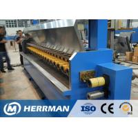 Multi Wire High Speed Wire Drawing Machine With Annealing Device And Single Take Up for sale