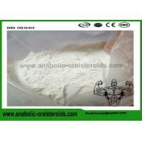 Buy cheap DHEA Female Steroid Hormones Dehydroepiandrosterone Acetate CAS 853-23-6 from wholesalers