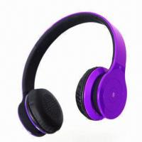 Buy cheap Bluetooth Headphones, Supports High SNR Bluetooth Audio Connection product