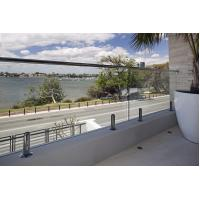 Buy cheap Tempered glass pool fence panels approved by AS/NZS 2208 product