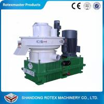 Buy cheap Biomass Wood Pellet Machine in Malaysia , Wood Pelletizing Equipment product
