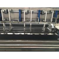 Multi Needle Computerized Quilting System , Industrial Sewing Machine 80 Mm Thickness