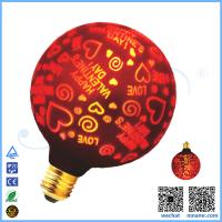 China China supplier G95 LED bulb Valentine's Store Decorations wholesale
