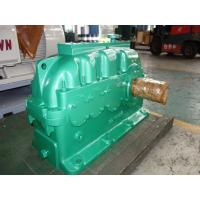 China ZDY series 1 stage cylindrical parallel shaft speed reduction gearbox manufacturers on sale