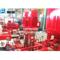 Buy cheap Stainless Steel Material Vertical Type Jockey Pump With NFPA 20 Standard from wholesalers