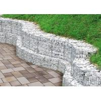 Buy cheap High Durable Gabion Wire Mesh , Gabion Wall Construction 200x100x50cm Size from wholesalers