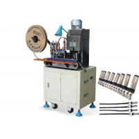 China High Efficiency DC Plug Automatic Wire Crimping Machine For UL2468 Cable on sale