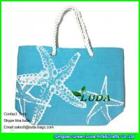 Buy cheap LUDA seafish  personalized bags summer  paper straw bags fashion handbags purse product