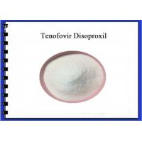 Buy cheap Pharma Raw Powder Tenofovir Disoproxil Fumarate For Antiviral CAS: 202138-50-9 from wholesalers