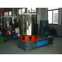 Buy cheap 1000L 7.5Kw Cooling High Speed Mixer With Spiral Bevel Gear Reducer product