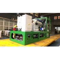 China Natural Gas Powered Generator CCHP , 50Hz Gas Generator Set 200kW-2000kW on sale