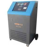 Buy cheap AC Work Station Refrigerant Recovery And Charge Machine For Heavy Duty product